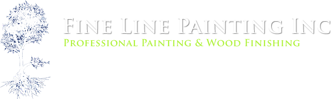 Fine Line Painting Inc - Professional Painting &amp; Wood Finishing